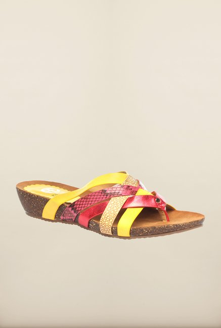 Pavers England Multicolor Sandals