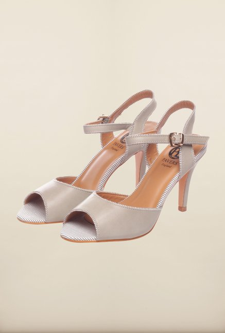 Pavers England Grey Stilettos