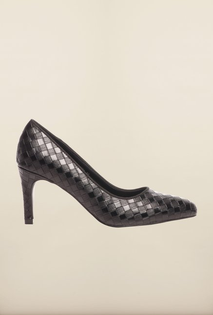 Pavers England Black Stilettos