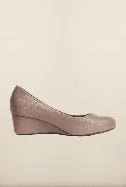 Pavers England Taupe Wedges