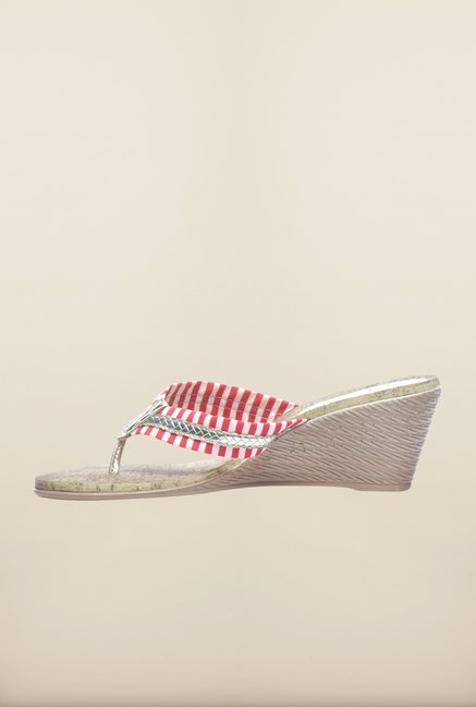 Pavers England Red & White Wedges