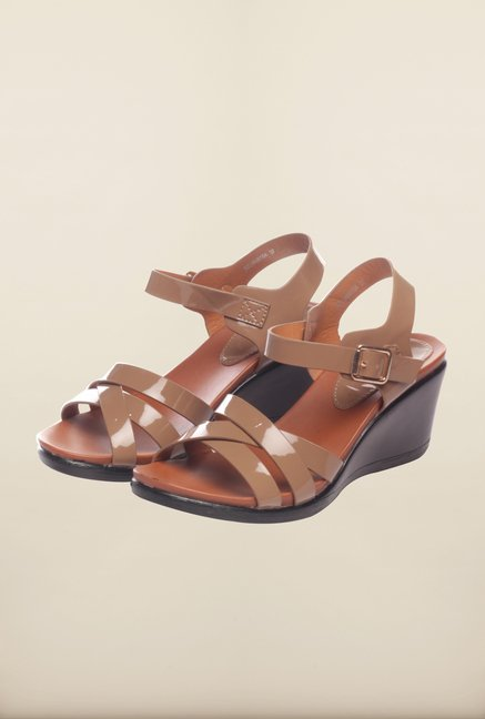Pavers England Brown Wedges