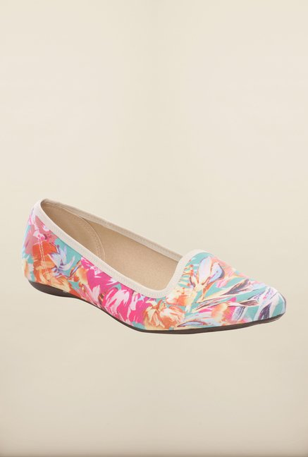 Pavers England Multicolor Ballerinas