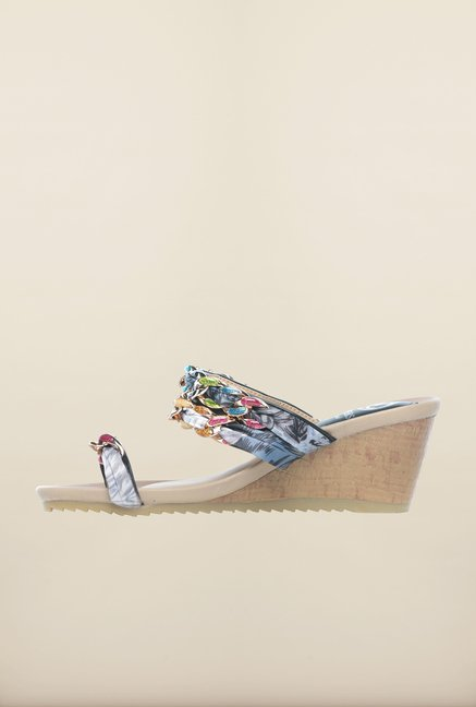 Pavers England Multicolor Wedges