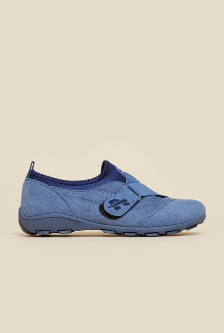Metro Blue Casual Sneakers