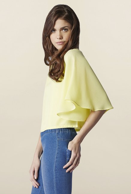 AND Canary Solid Top