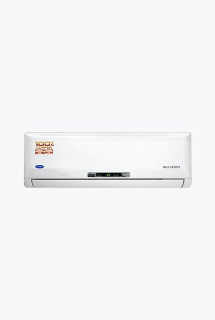 Carrier Duraedge 24K 3 Star 2 Ton Split AC White