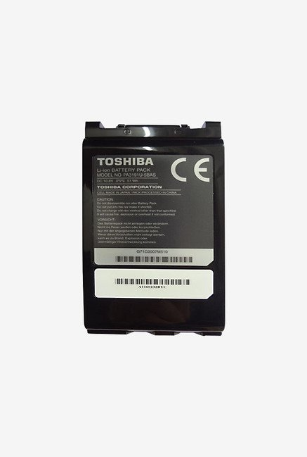 Toshiba PA3191U-5BAS 4400 mAh Laptop Battery Black