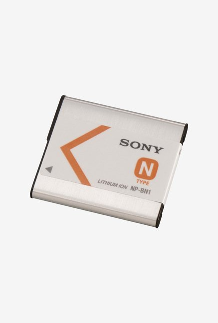 Sony NP BN1 Battery  White