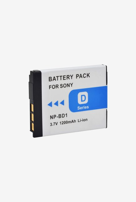 Sony NP-FD1 Battery White