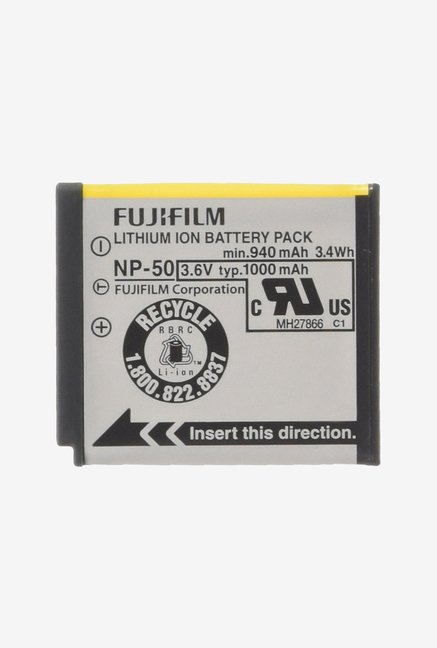 Fujifilm NP-50 Battery White