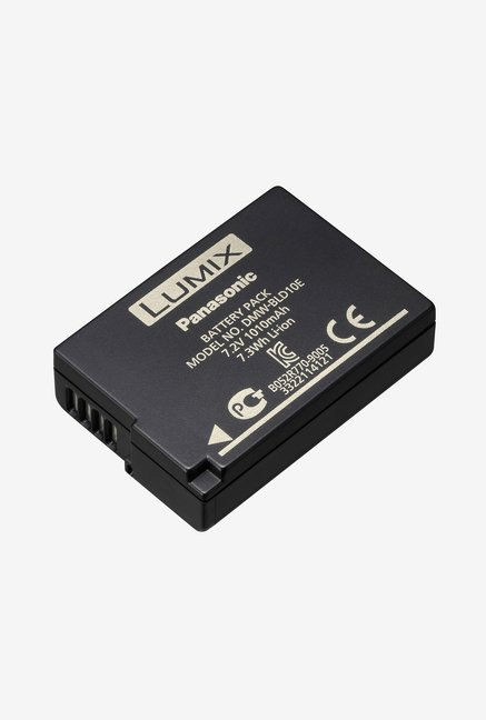Panasonic DMW-BLD10E Lithium-Ion Battery Black