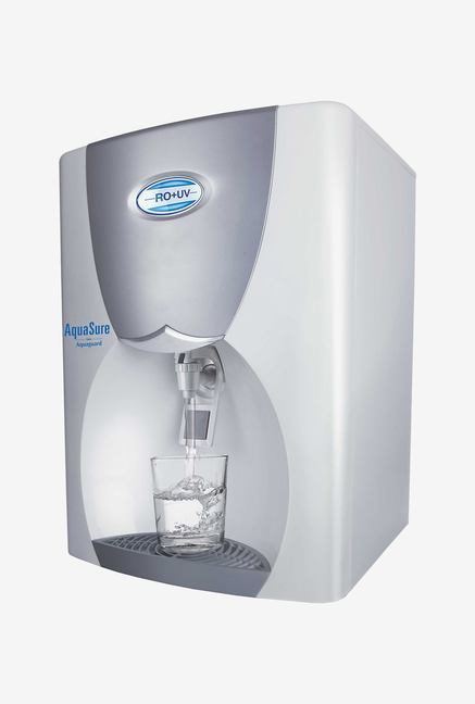 Eureka Forbes Aquasure UV+RO Water Purifier White