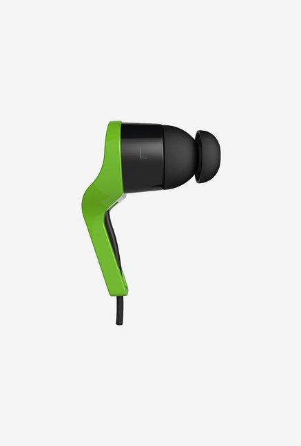 iFrogz Audio Orion Earbuds with Mic Green