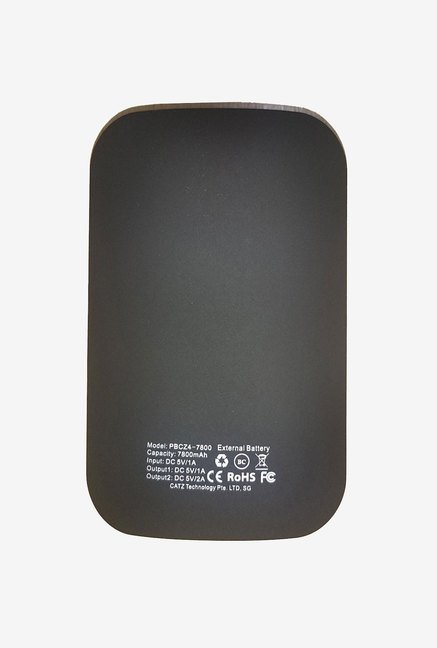 CATZ PBCZ4 7800 mAh Power Bank Grey