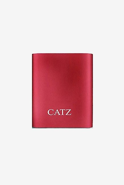 CATZ PBCZ4 10400 mAh Power Bank Red