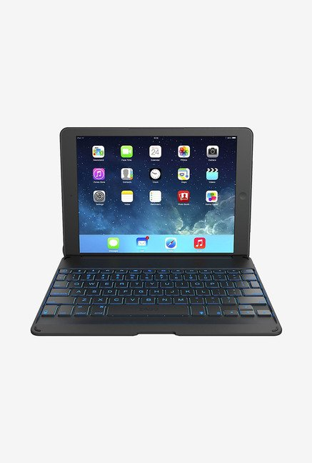 Zagg ID5ZFN Folio Case with Keyboard Black for iPad Air