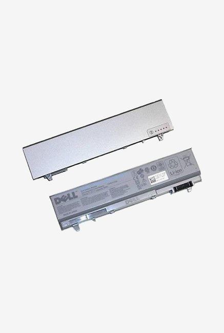Dell KY266/ND8CG 4400 mAh Laptop Battery Silver