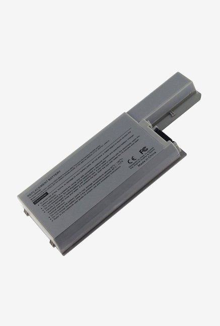 Dell WN979 6600 mAh Laptop Battery Silver