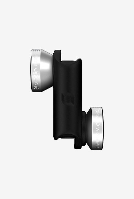 Olloclip 4-IN-1 Lens Silver for iPhone