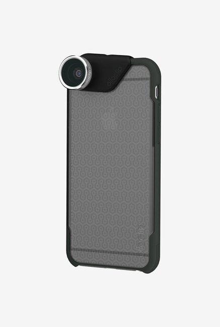 Olloclip 4-IN-1 Lens with Ollo Case Grey for iPhone 6+/6S+