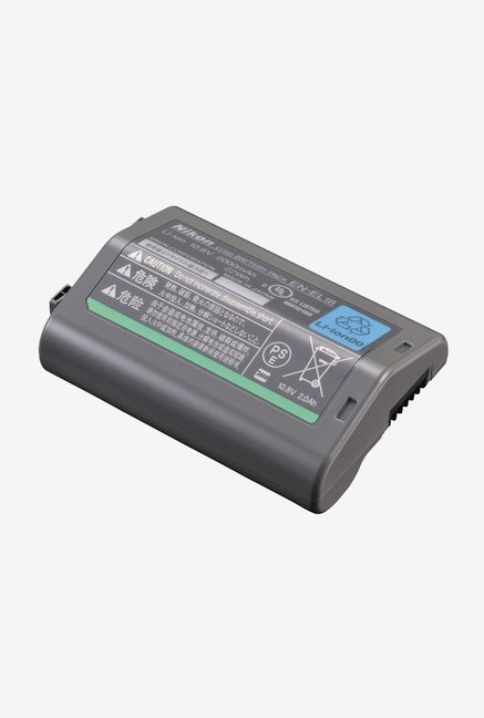 Nikon EN-EL 18 Rechargeable Li-ion Battery Grey