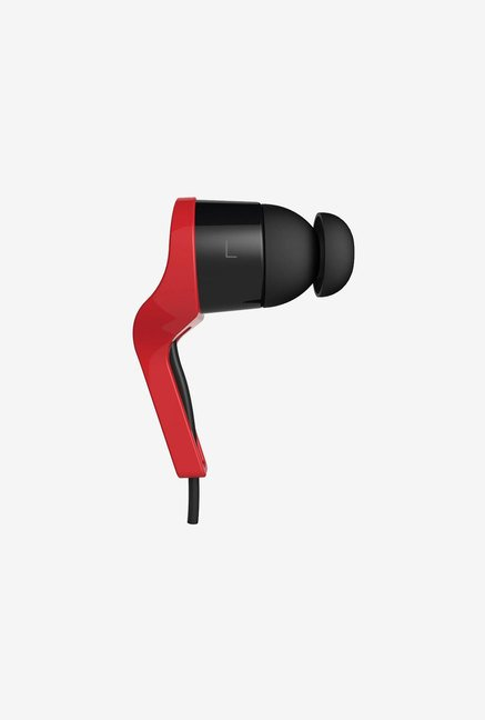 iFrogz Audio Orion Earbuds with Mic Red