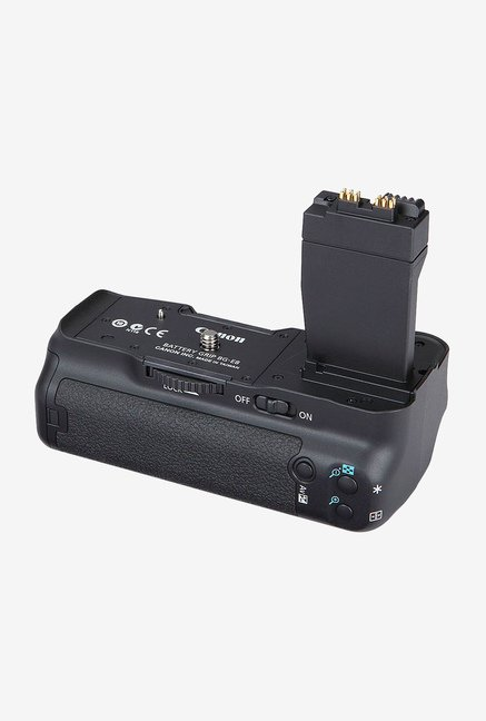 Canon BG-E8 Battery Grip Black