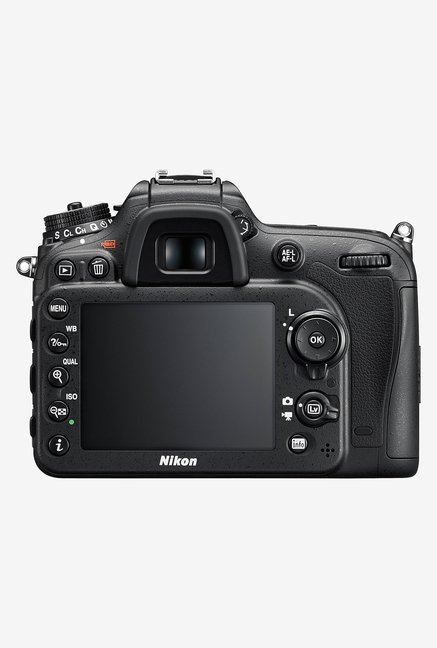 Nikon D7200 DSLR Camera with AF-S 18-140mm VR Kit Lens
