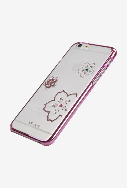 X-fitted Blossoming P6FH(P) iPhone 6/6s Case Pink