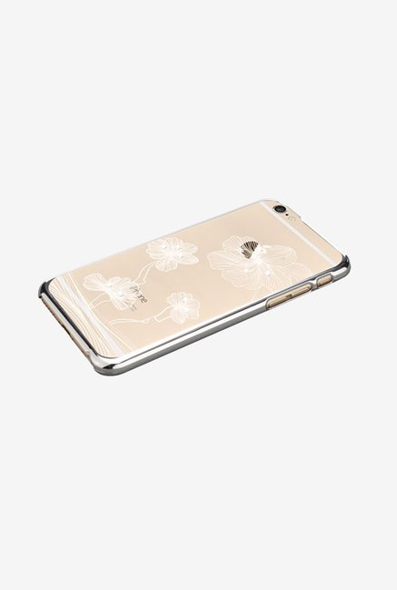 X-fitted Icon Pro Lace P6HH(S) iPhone6 Case Silver