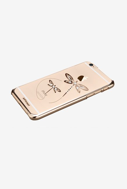 X-fitted Icon Pro Dragonfly P6(G) iPhone6 Case Gold