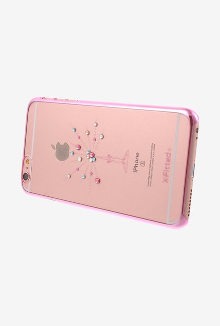 X-fitted Starry Sky P6CC(P) iPhone 6/6s Case Pink