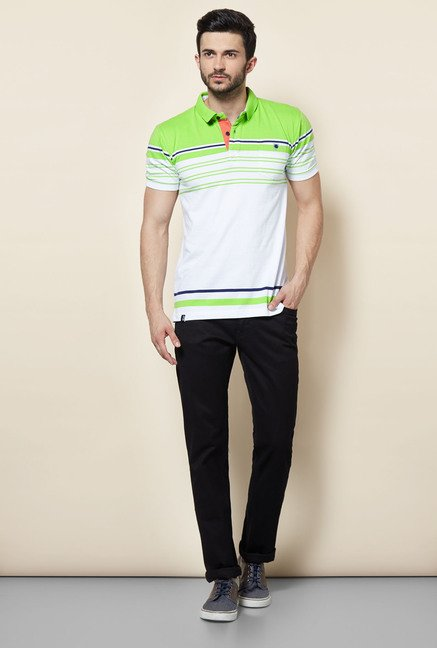 Easies Green Polo T-Shirt