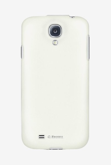 Krusell S4 Cover White