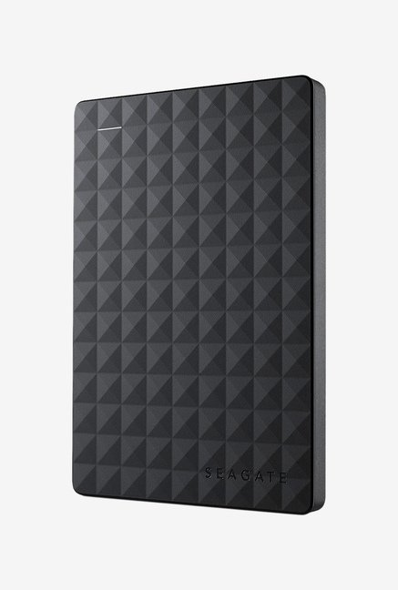 Seagate Expansion 2TB Portable External Hard Drive (Black)