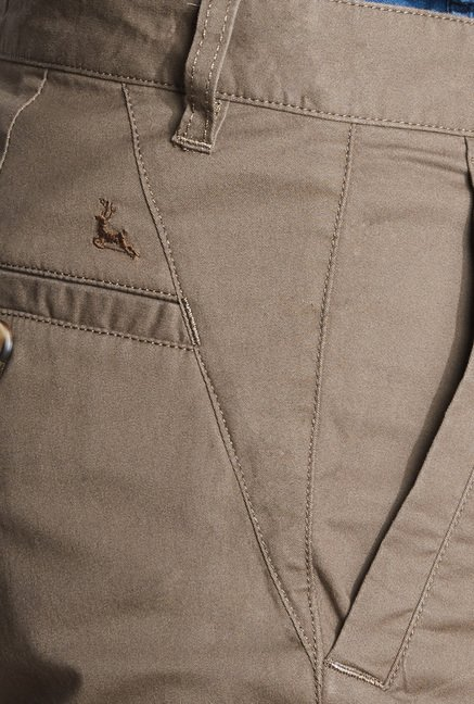 Parx Brown Chinos