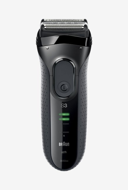 Braun Series 3 3050 Electric Foil Shaver Black