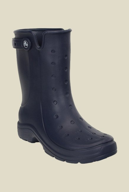 Crocs Reny II Navy Gumboot