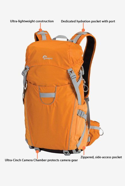 Lowepro Photo Sport 200AW Backpack Orange