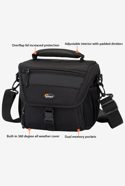 Lowepro Nova 160AW Shoulder Bag Black