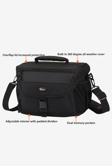 Lowepro Nova 190AW Shoulder Bag Black