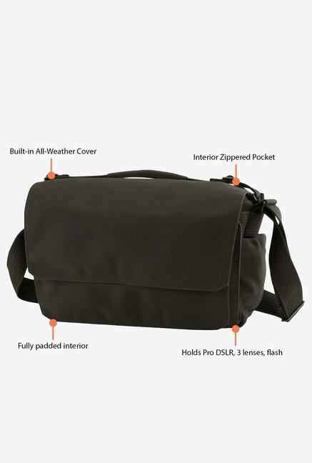 Lowepro Pro Messenger 200AW Shoulder Bag Slate Grey