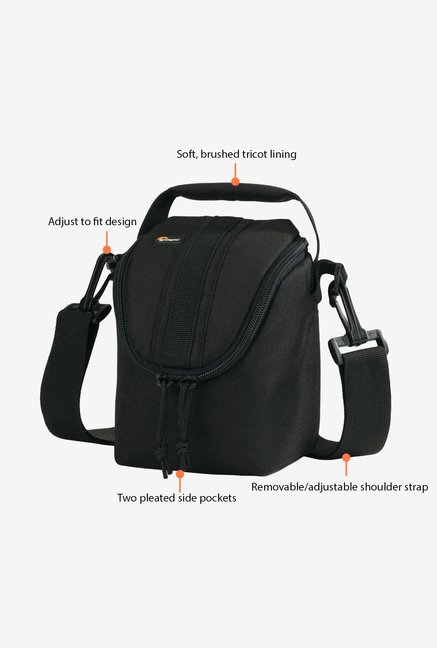 Lowepro Adventura UZ-100 Shoulder Bag Black