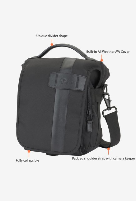 Lowepro Classified 140AW Shoulder Bag Black