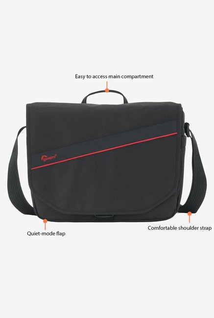 Lowepro Event Messenger 250 Shoulder Bag Black
