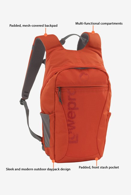 Lowepro Photo Hatchback 16LAW Backpack Pepper Red