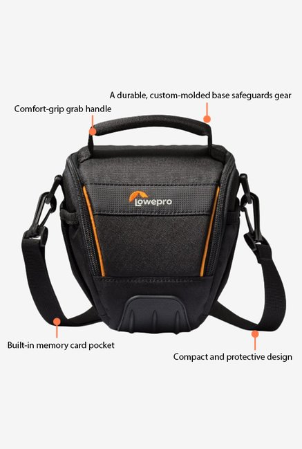 Lowepro Adventura TLZ 20 II Shoulder Bag Black