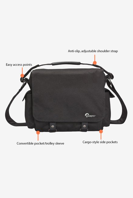Lowepro Urban Reporter 150 Shoulder Bag Black