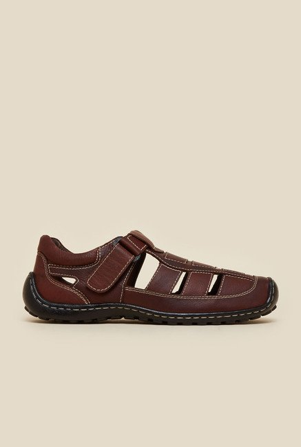 Mochi Tan Fisherman Sandals